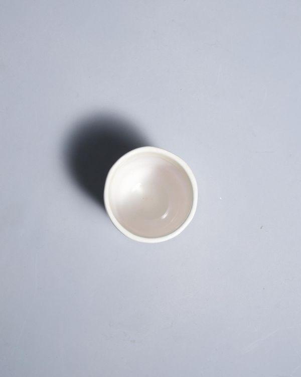 Tróia 4er Set Becher klein weiß 2