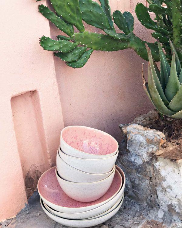 AREIA - Cerealbowl pink 2