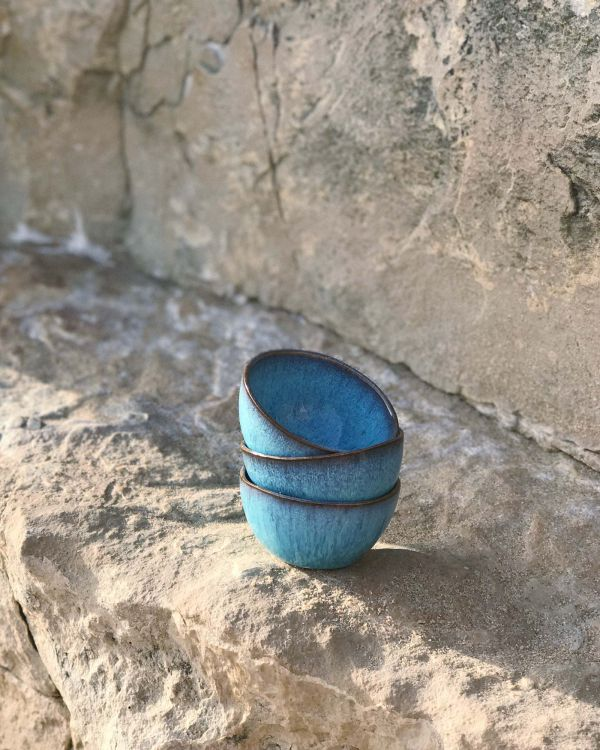 Areia Saucenschälchen teal 2