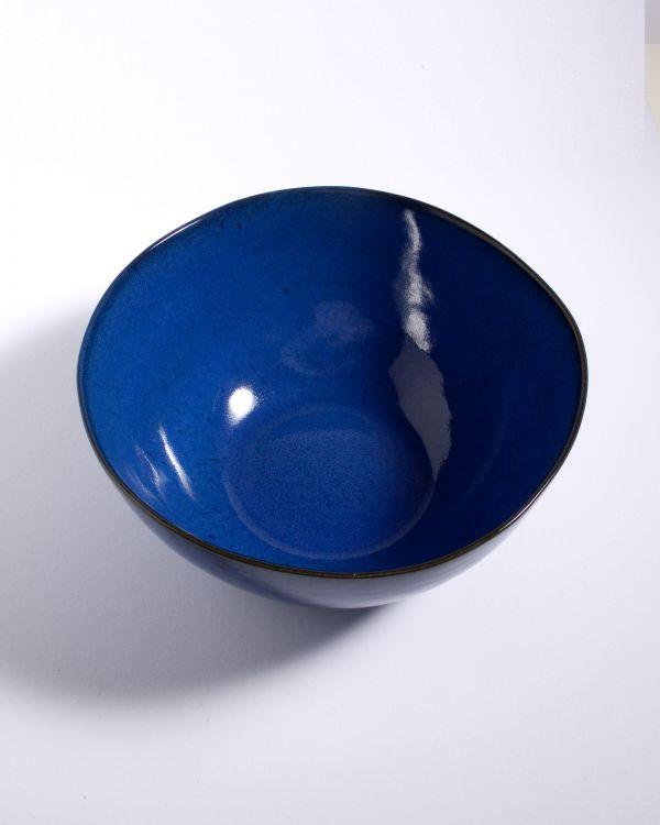 Mae - Servierschale dunkelblau 2