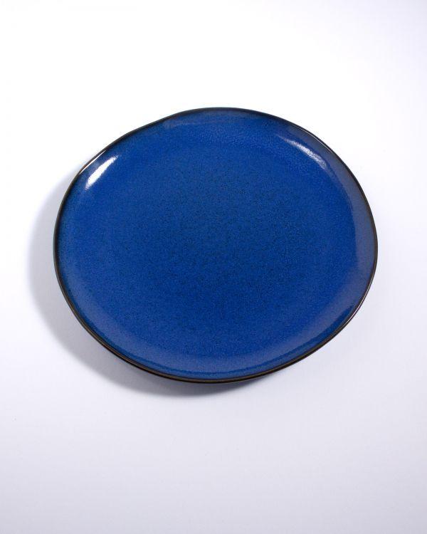 Mae - Teller gross dunkelblau 2