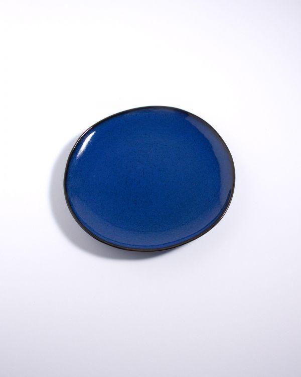 Mae - Teller klein dunkelblau 2