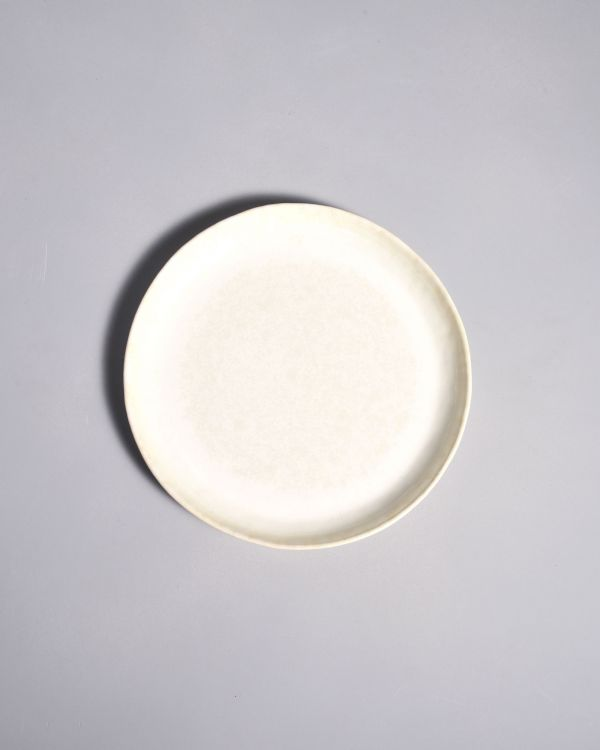 Tróia - Plate small white 2