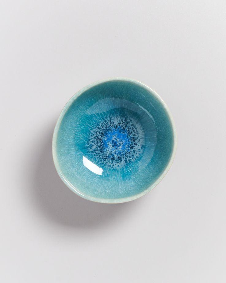 Alcachofra Saucenschälchen 11 cm grünblau 2