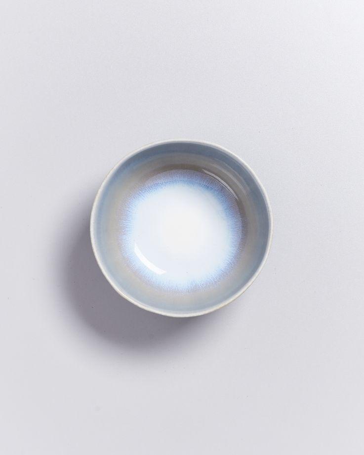 Alcachofra Müslischale hellblau 2