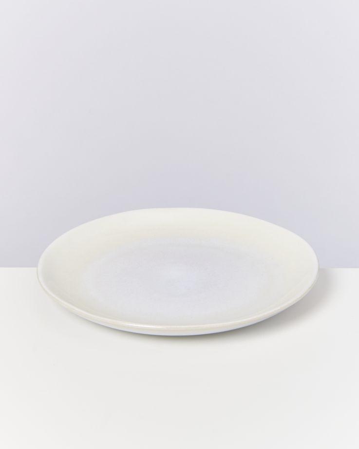 Alcachofra Teller groß sand 2