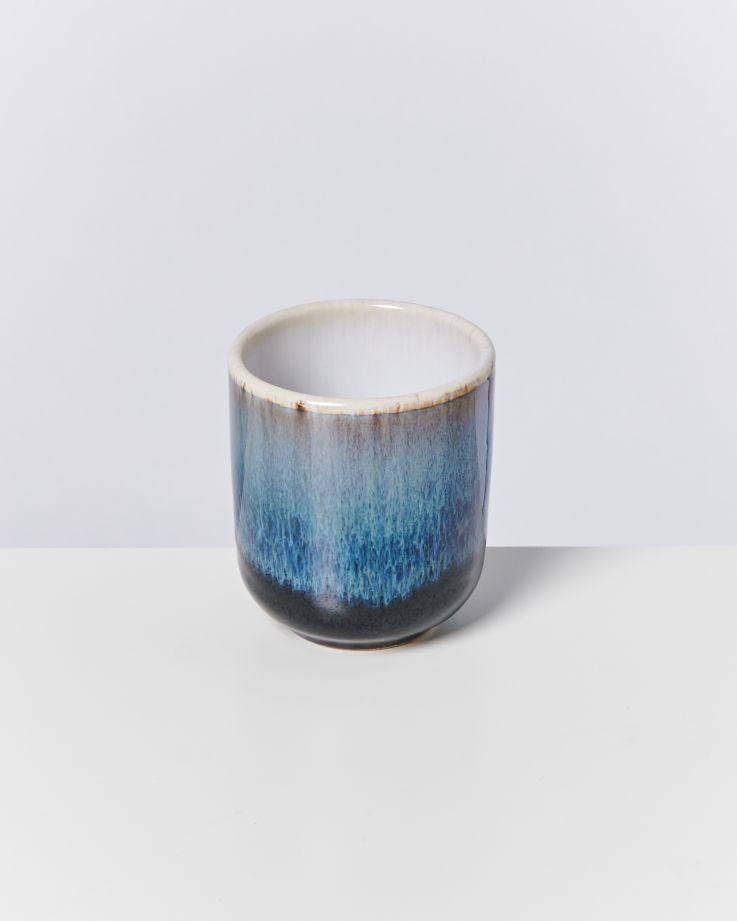 ALACHOFRA - Set of 4 Mugs small black 2