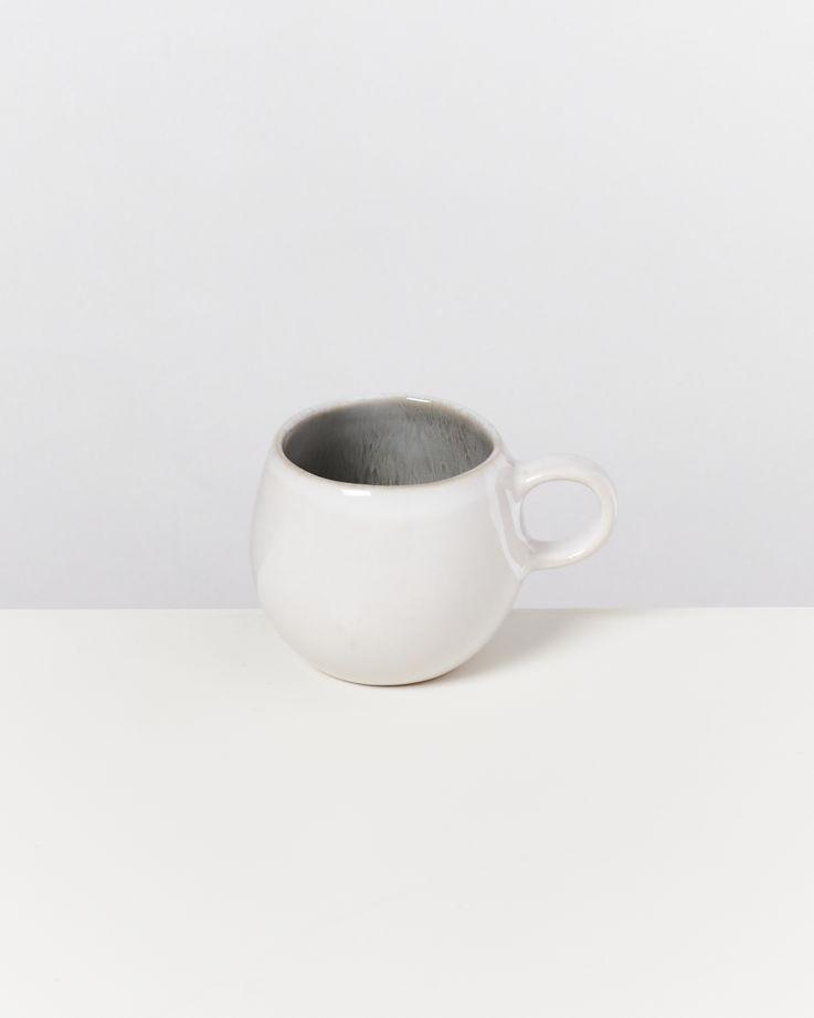 Areia 4er Set Espressotasse grau 2