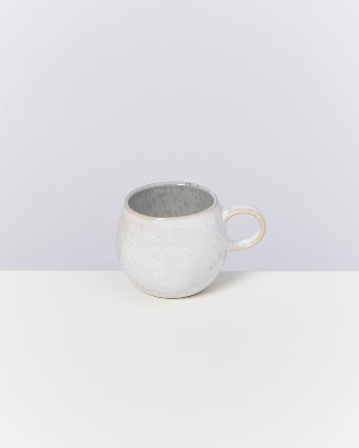 Areia 6er Set Espressotasse grau 2