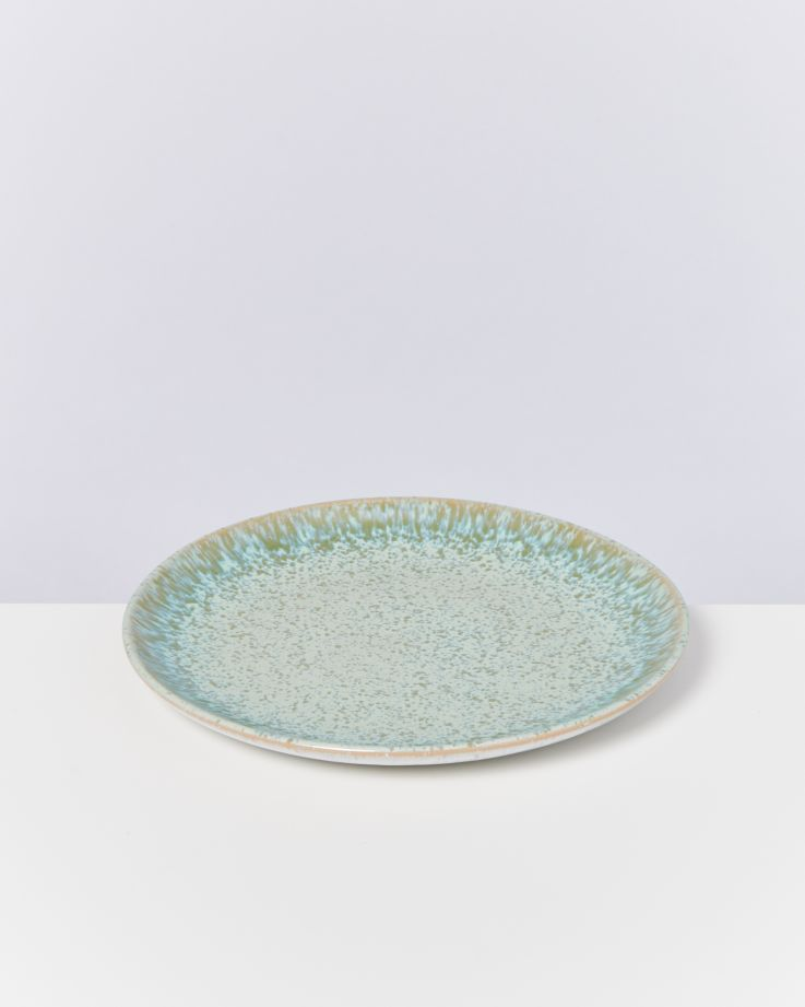 AREIA - Plate small mint 2
