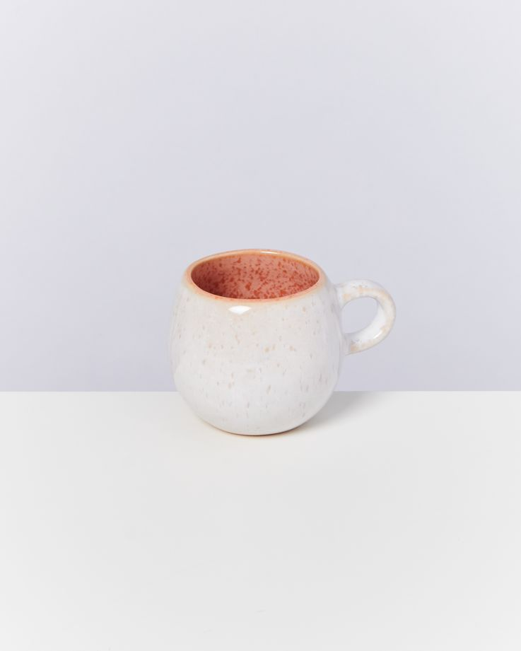 Areia 6er Set Espressotasse pink 2