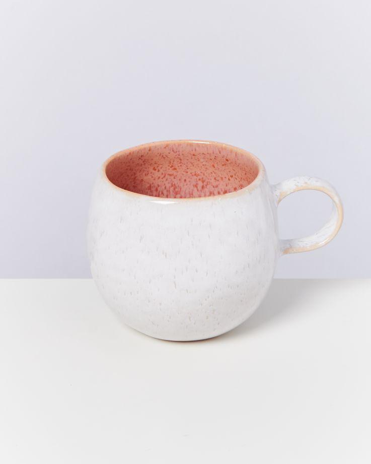 Areia 4er Set Tasse groß pink 2
