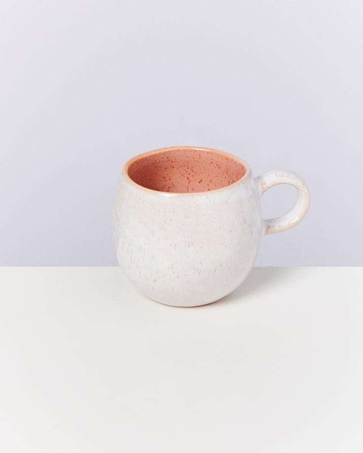 Areia 6er Set Tasse klein pink 2