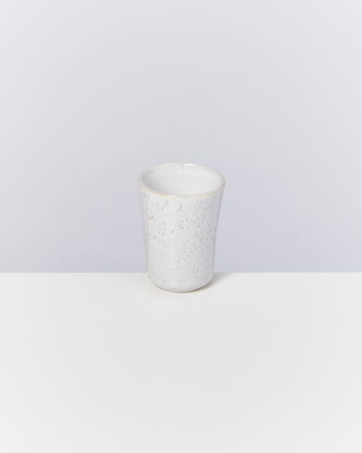 Areia 6er Set Espressobecher weiß 2