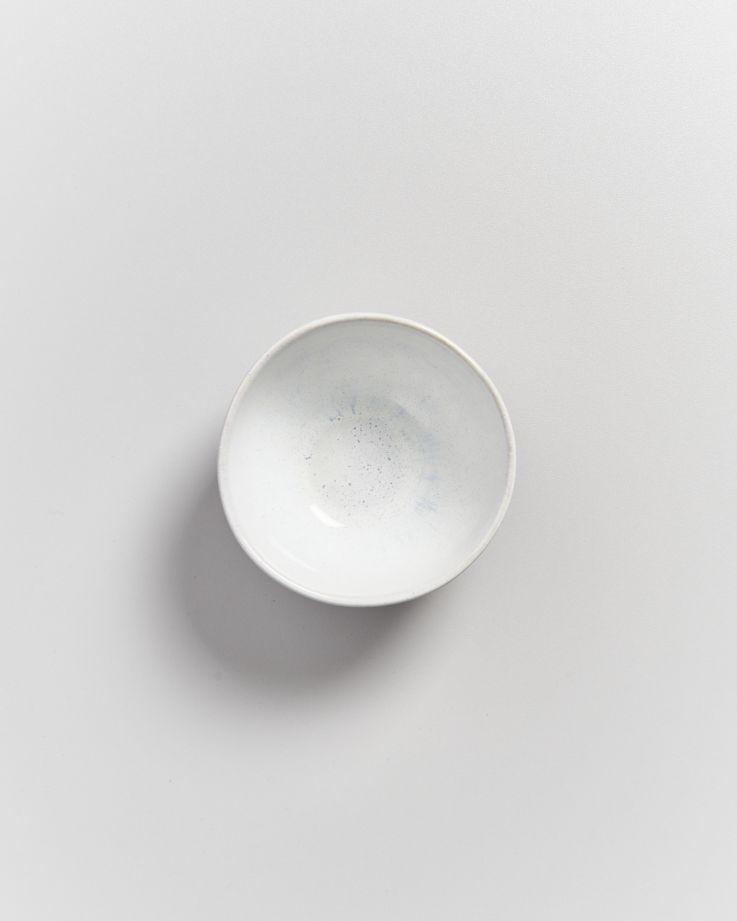 Areia Müslischale klein weiß 2