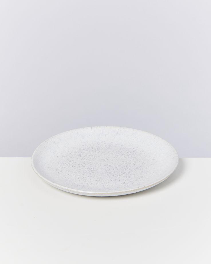 Areia Teller klein weiß 2