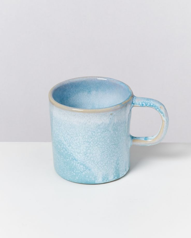 Cordoama 4er Set Tasse groß aqua 2