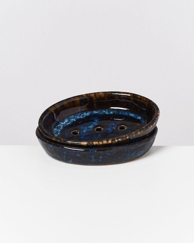 CORDOAMA – Soap Dish darkblue 2