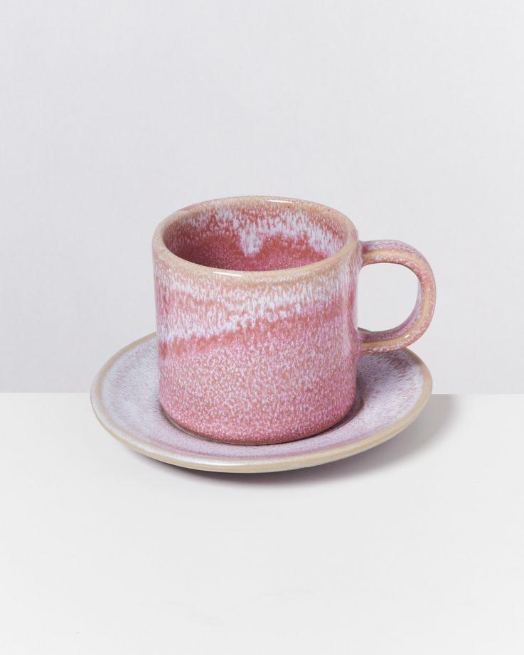 Cordoama Untertasse rosé 2