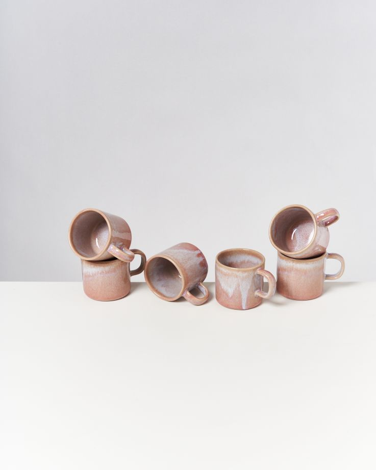 CORDOAMA - Mug small rose 2