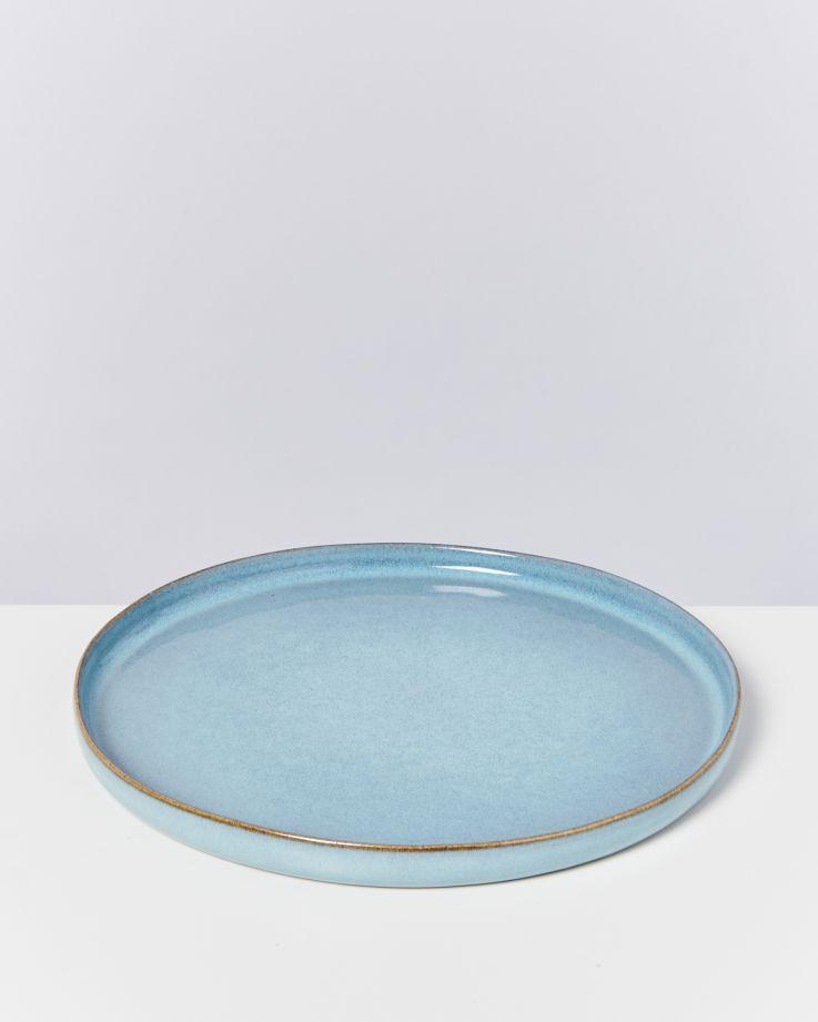 Lua Teller groß blau 2