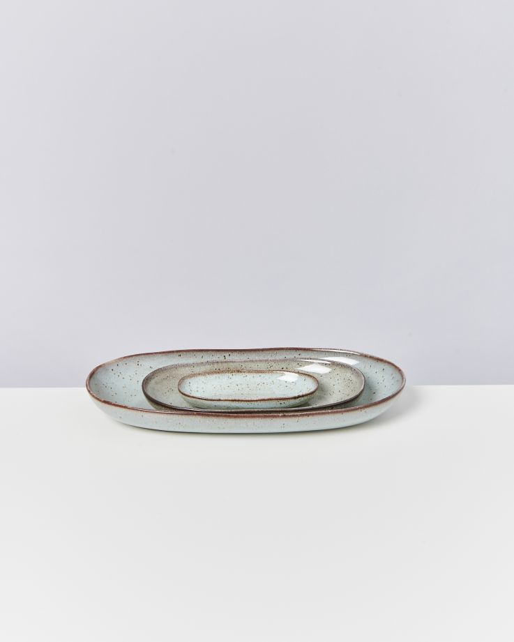 Mae Servierplatte L mint 2