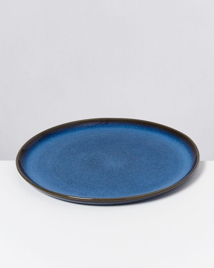 Melides Teller groß blue 2