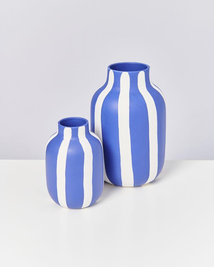 Nuno M blue striped 2