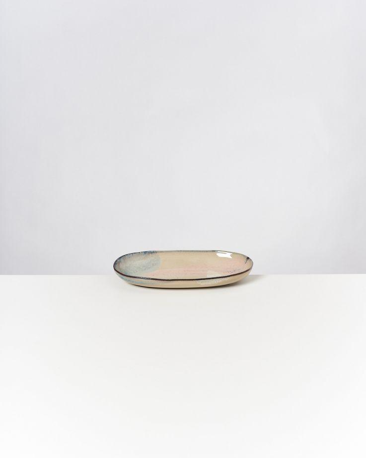 Pintor Servierplatte M vanille 2