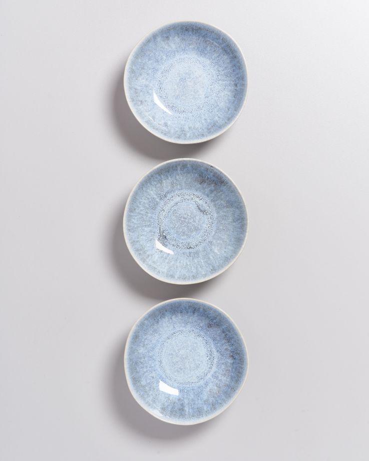 Sesimbra Müslischale S graublau 2