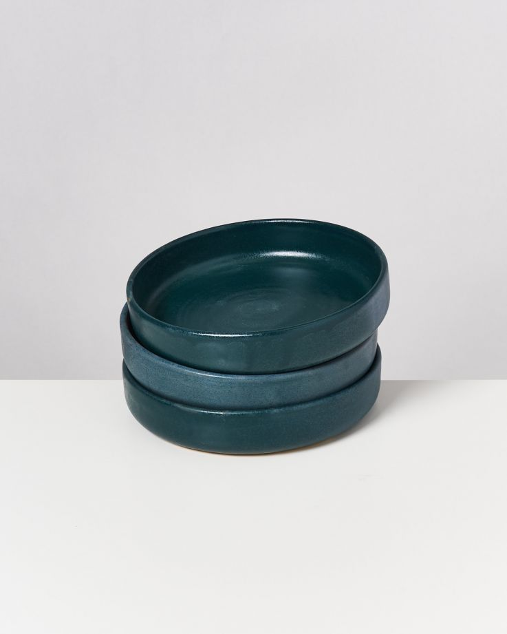 Tavira Miniteller tief grün 2