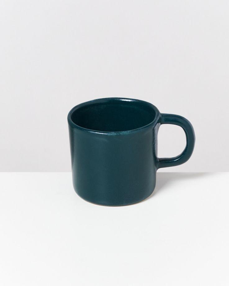 Tavira - Set of 4 Mugs small green 2