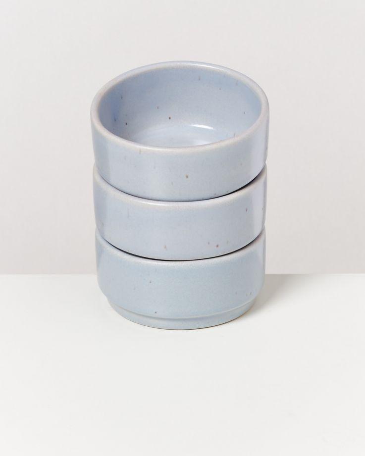 Tavira Saucenschälchen 9 cm pastellblau 2