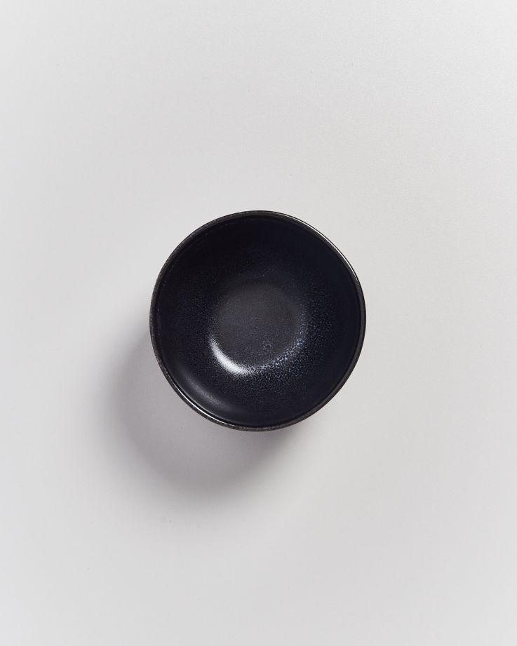 Turmalina Müslischale klein schwarz 2