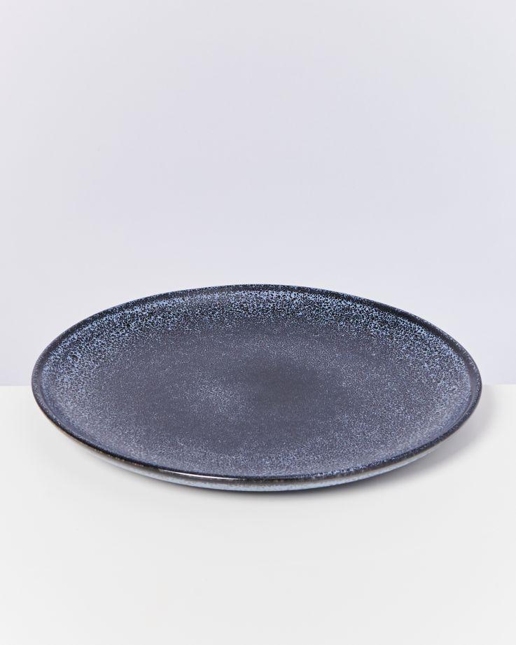 Turmalina Teller groß schwarz 2