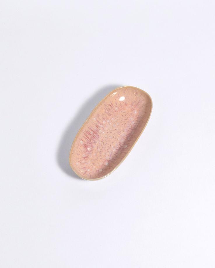Areia Servierplatte M pink 2