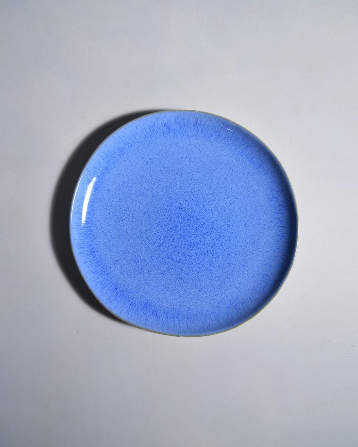 Areia Teller gross royal blau 2