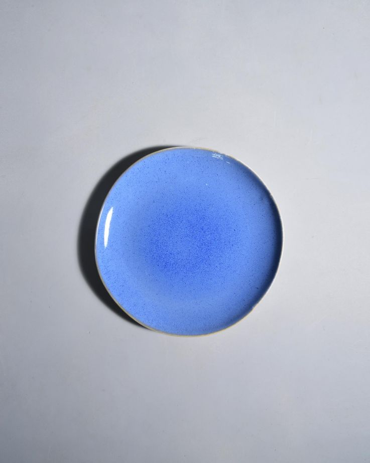 Areia Teller klein royal blau 2