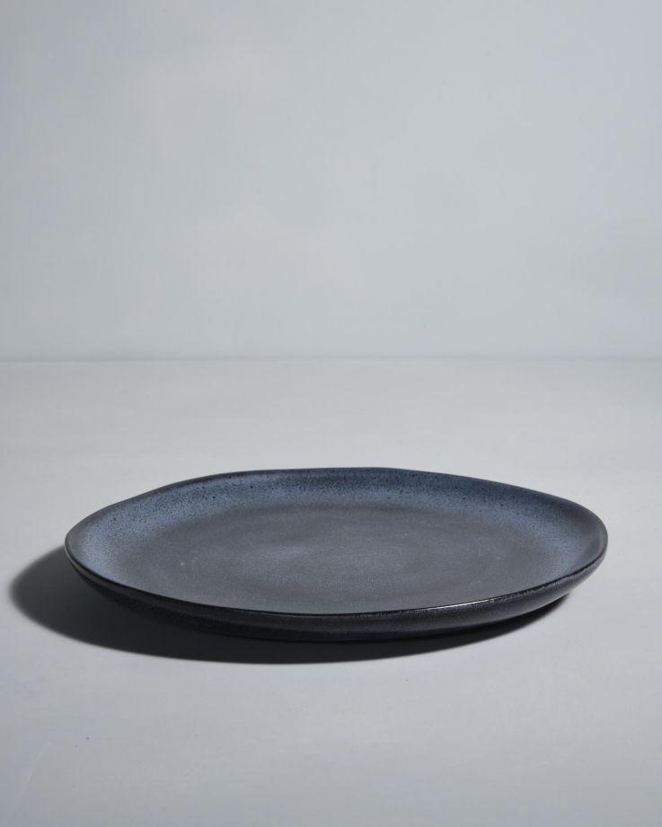 Turmalina Teller gross schwarz 2