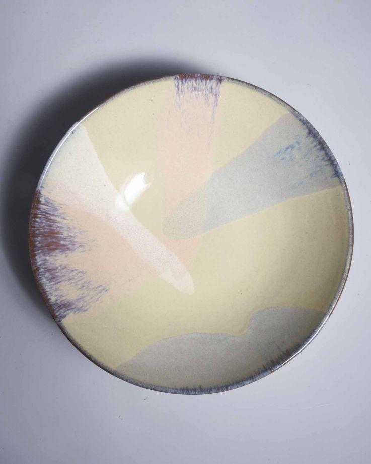 Pintor Servierschale vanille 2
