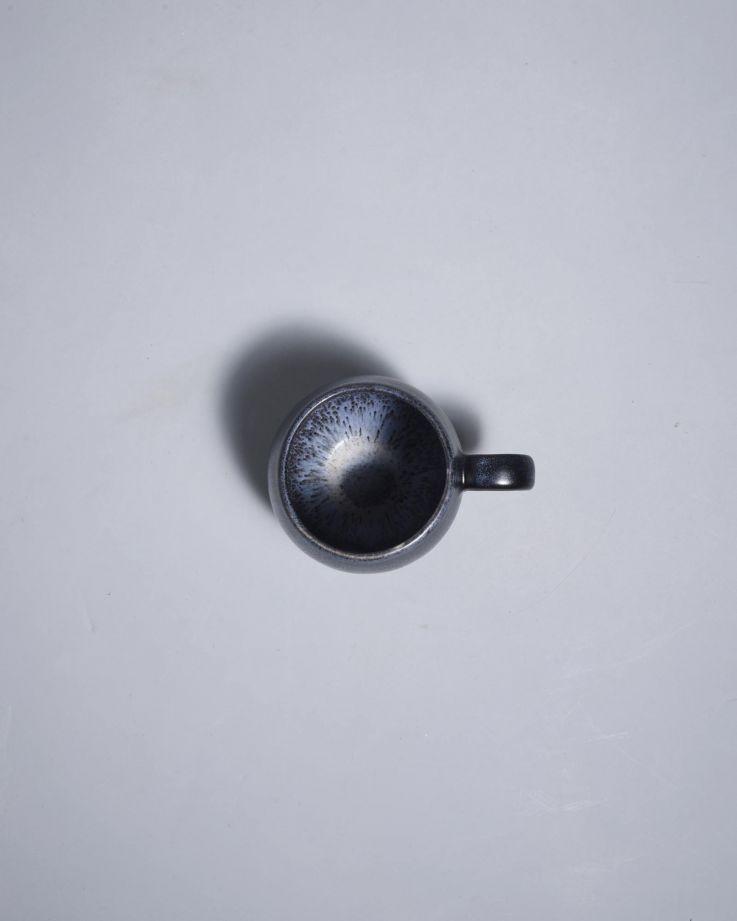 Turmalina Tasse klein schwarz 2