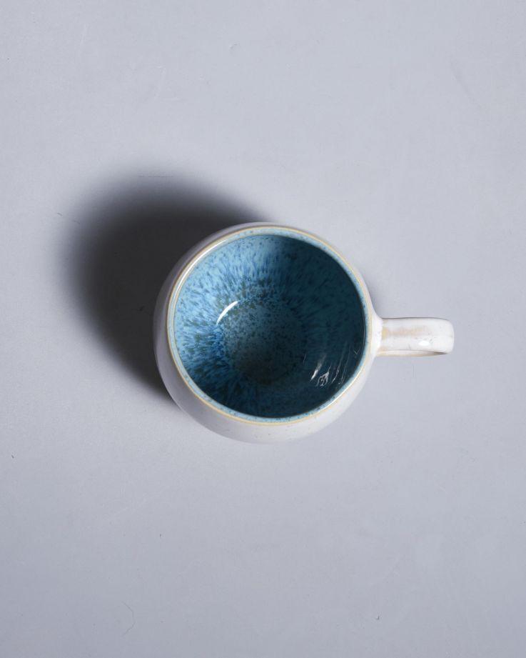 Areia 4er Set Tasse groß aqua 2
