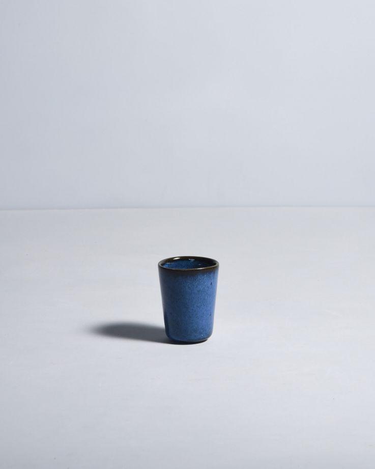Mae Espressobecher dunkelblau 2