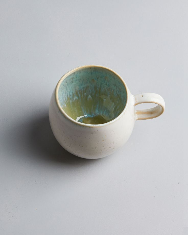 Areia 6er Set Tasse groß azur 2