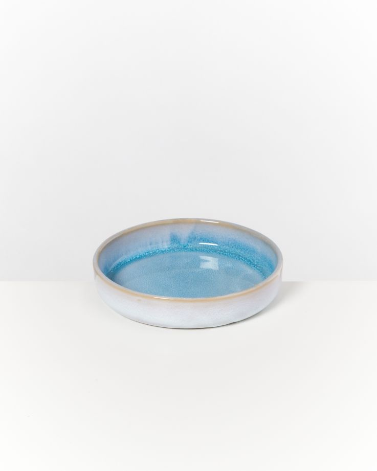 Cordoama Miniteller tief aqua 3