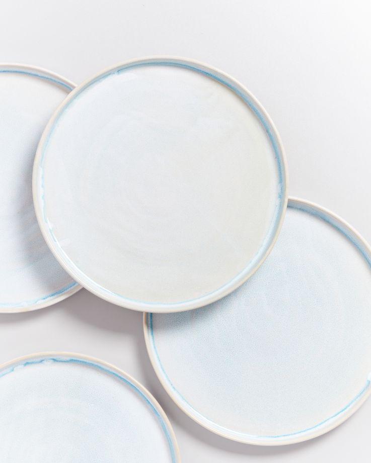 Cordoama Teller groß azur 3
