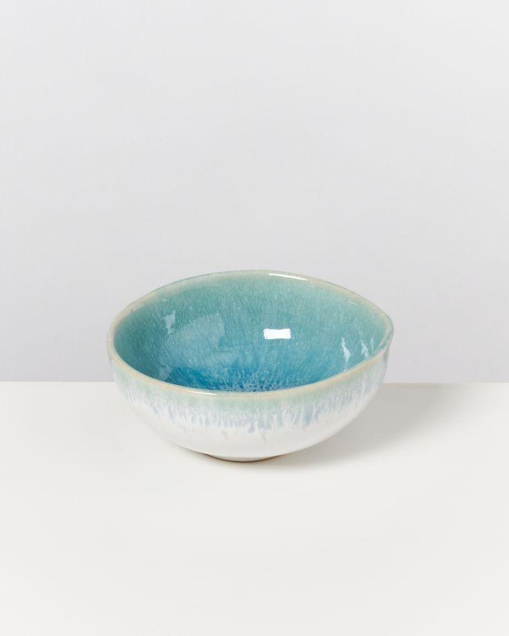 Alcachofra Saucenschälchen 11 cm grünblau 3