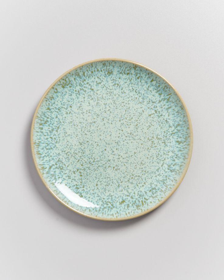 AREIA - Plate small mint 3