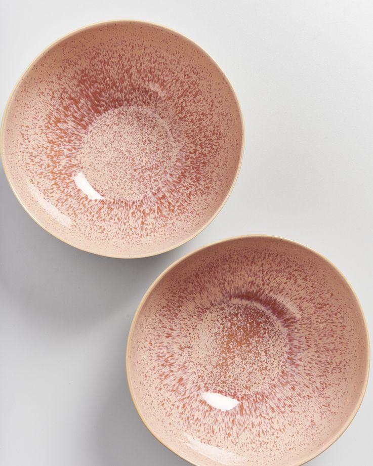 Areia Servierschale pink 3