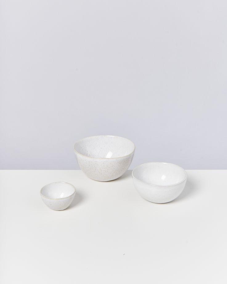 Areia Saucenschälchen weiß 3